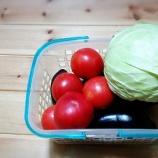 『腐る野菜と腐らないおカネ』の画像
