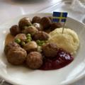 IKEAのスウェーデンミートボール