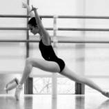 『バレエのエッセンスが頭の中でベリーダンスにつながるまでやりましょ♪ 『ベリーダンサーのためのバレエ・エッセンス』』の画像
