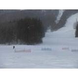 『午後から雪が上がってきました。』の画像