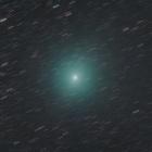 『近日点通過後のウィルタネン周期彗星(46P)』の画像
