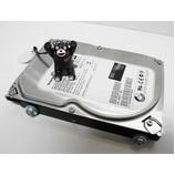 『モーターが回転しないハードディスクのデータ救出作業』の画像