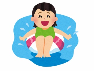 【朗報】女の子さん、プールの中で放尿してた!!!