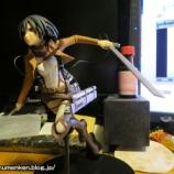 『フィギュア_漫画「進撃の巨人」ミカサを買いました』の画像