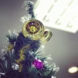 『クリスマスモード一色になりました』の画像