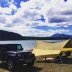 サイがゆく。オトナの外遊び&見た目重視で夫婦キャンプと山登り