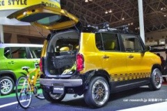 スズキ・ハスラーにSエネチャージ追加予定、人気の軽SUVがハイブリッド化