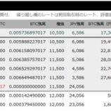 『2021 BTCの少額運用、再開2回目(1,000円分の買い)』の画像