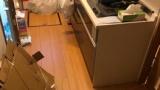 【悲報】一人暮らしを始めて3ヶ月、もう既にキッチンがゴミ屋敷と化すwww(※画像あり)
