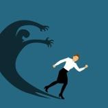 『【長期投資家向け】狼狽売りに走らないための投資戦略』の画像