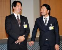 井川慶氏 阪神OB総会に初参加「こういう会があると知らなかったんですよ」