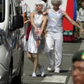 2015年横浜開港記念みなと祭国際仮装行列第63回ザよこはまパレード その85(神奈川県日産自動車グループ)