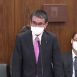 河野大臣「コロナでカタカナ用語を使うが、解りやすい日本語使用を厚労省に要請した」