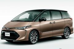 トヨタ「エスティマ」ついにモデルチェンジへ…燃料電池車として2020年発表か