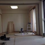 『開閉式間仕切り壁』の画像