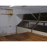 『麹室の改修工事』の画像