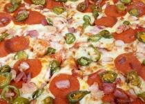 ワイデブ、ピザを注文するかどうか迷う