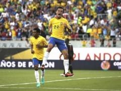 <コパアメリカ2016>【 ブラジル×ハイチ 】試合結果!ブラジルがコウチーニョのハット等で7発圧勝!7-1でハイチを下し、今大会初勝利!