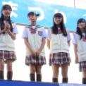 2014年 第41回藤沢市民まつり2日目 その38(J:COMスペシャルライブ・私立輝女学園音楽部)の3