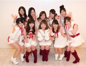 ぷに子やマシュマロ女子が10人集まったアイドルきたああああああああ