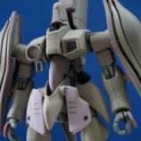 『白いガザCのサーフェイサー1発目』の画像