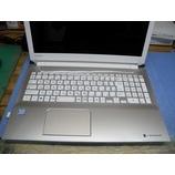 『動かなくなってしまったTOSHIBA製ノートパソコンの修理』の画像