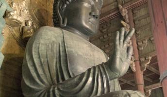 東大寺の大仏が阿弥陀仏(アミダブツ)と思ってる人多いけど本当は・・・
