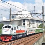 『【コロナダイヤ】車扱KLB 臨時荷物急行、中央線を行く』の画像