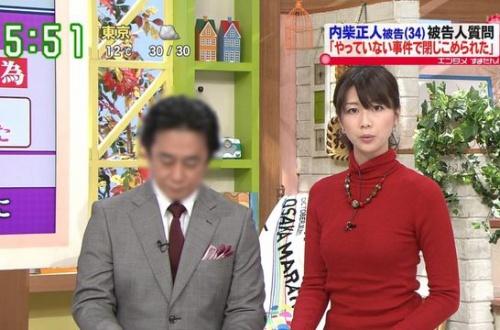 関西で一番レベルの高い女子アナがこの程度という事実のサムネイル画像