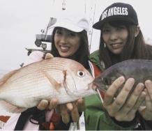 『LovendoЯまりん 釣りに行く』の画像