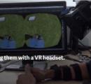 下半身不随の患者、VRのイメージトレーニングで再び自分の意思で足を動かせるように
