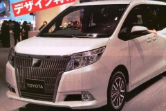 トヨタ ノア・ヴォクシーの高級モデル「エスクワイア ESQUIRE」 2014年11月発売か?!