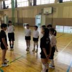 富田林市立葛城中学校女子バレーボール部のblog