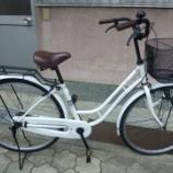 『リサイクル自転車 サカモトテクノ製ファッションサイクル 26インチ』の画像