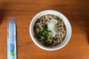 福島みずほ社民副党首「もりそば、かけそば、安倍おろしそばのうち、安倍おろしそばを食べました」