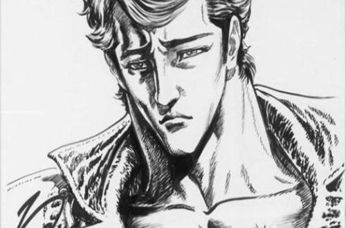 【画像】北斗の拳の作者が描いた中居が絶妙すぎるwwww他芸能人ありのサムネイル画像