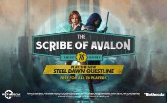 Fallotu 76:シーズン3「スクライブ・オブ・アヴァロン」の予告と2020年のアップデートを振り返るトレーラーが公開!