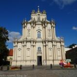 『ポーランド旅行記34 クラクフ郊外通りの教会を見て美味しいレモネードを飲む』の画像