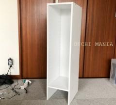 【ニトリ】カラーボックス活用、玄関収納の見直し2