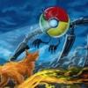 Chrome「そろそろ決着付けねえか?」Firefox「ああ、望むところだ」