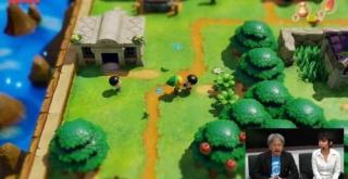 【Nintendo Treehouse】『ゼルダの伝説 夢島』『どうぶつの森』『ルイマン3』『ドラクエ11 S』などの実機プレイ映像が公開!