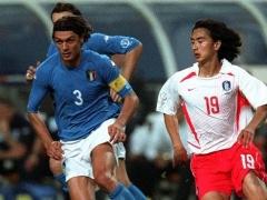 「日韓W杯の韓国戦をやり直したい」by 元イタリア代表マルディーニ