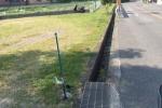 交野でローポジションにある『風車』を発見!!!~道路沿いにある手作り風車が絶妙な距離感!~