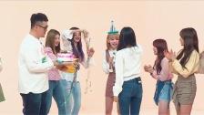 咲良の誕生日パーティーが行われた模様 4/2放送「アイドルルーム」収録現場の写真公開