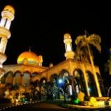 『ブルネイでモスク巡り。豪華なニューと、魔界のオールド』の画像