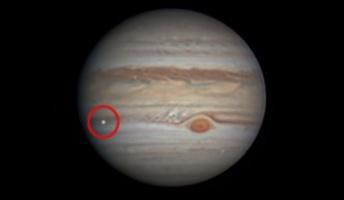 木星に強大隕石が衝突した結果・・・・