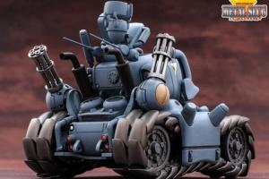 【ゲーム】『メタルスラッグ』より「一人乗り高機動戦車メタルスラッグ」がフィギュア化wwwwww