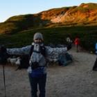 『日本百名山 鷲羽岳.水晶岳へ☆その7 水晶岳への道と絶景♪』の画像