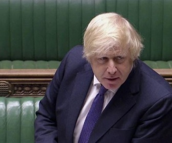 英国ジョンソン首相、香港人を「英国民」にすると確約、「中国が英国民に危害を加えたら介入する」