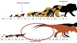 【話題】なぜ恐竜は小型か大型しかいないのか? サイエンス誌で論文
